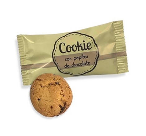 galleta mini cookie individual