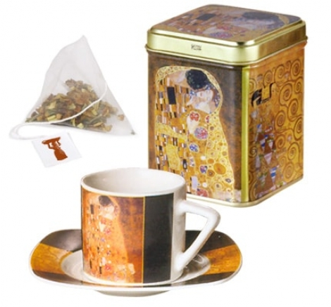 set regalo Klimt