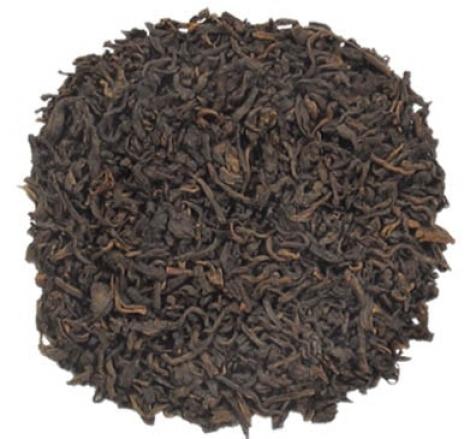 té negro vainilla