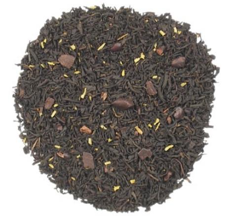 tés negros chocolate