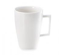 taza blanca porcelana