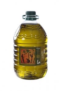 Caja de 3 garrafas de 5 litros pet