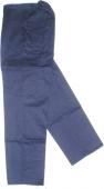 Pantalón multibolsillos marino