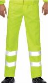 Pantalon alta visibilidad economico