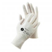 Guante desechable de latex Rubetech
