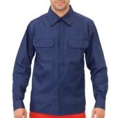 Camisa manga larga ignífuga y antiestática