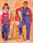 Mobil Oil work wear