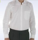 Camisa manga larga hosteleria blanco