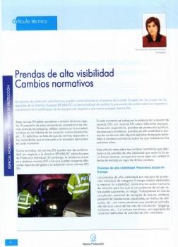 Artículo de Ascensión González en revista Asepal