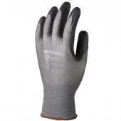 Guante nylon gris 6316