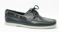 Zapato nautico marino