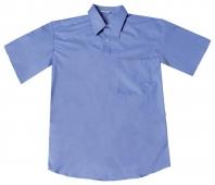 Camisa cuello tipo polo laboral EN13688