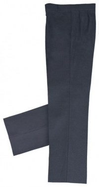 Pantalon uniformidad mujer lana marino