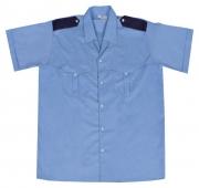 camisa manga corta vigilante seguridad