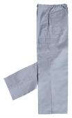 Pantalon laboral multibolsillos con refuerzos