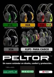 Auriculares Peltor