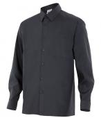 Camisa hosteleria negra