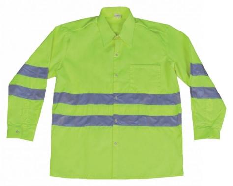 Camisa manga larga 3M alta visibilidad