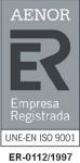 Logo AENOR RECIO ISO9001