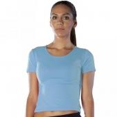 Camiseta manga corta Aerobic