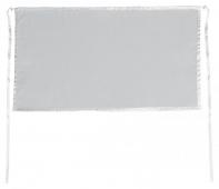 mandil hosteleria blanco
