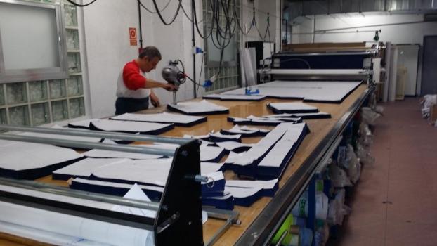 Fabricacion vestuario laboral