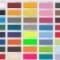 Colorido vinilo textil ropa de trabajo