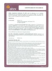 Conjunto alta visibilidad EN20471:2013 en clase 2