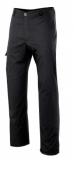 pantalon de cocina negro modelo Oregano