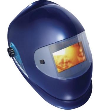 proteccion ocular soldador casco Barrier