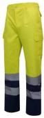 Pantalon alta visibilidad coordinado 303001