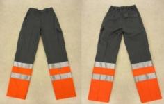 Pantalon EN20471 y EN1149