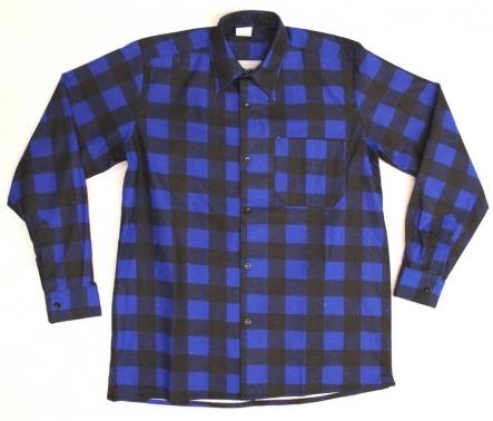 1CL018 Camisa invierno de franela