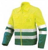 Cazadora AV EN20471 8546AV verde