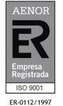 RECIO MSL ISO9001:2015