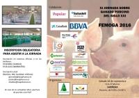 INAGRO PATROCINA LA JORNADA SOBRE PORCINO EN FEMOGA 2016