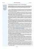 Subvenciones en materia de inversiones para concentraciones parcelarias