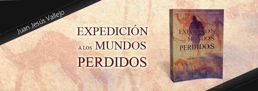 Banner Expedición a los mundos perdidos