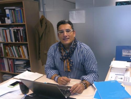 Luces en la Oscuridad entrevista a Lluís Pastor