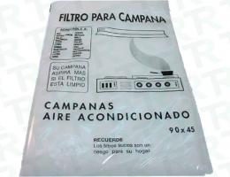 FILTROS PARA CAMPANA