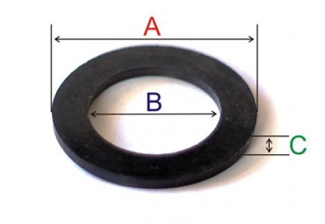 juntas de goma plana de 2mm de grosor nombre de la empresa