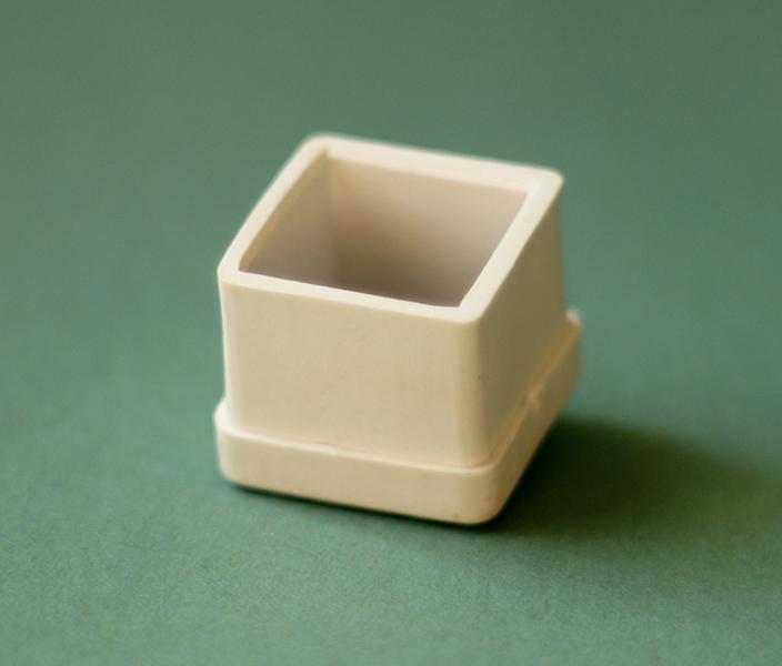 Tacos de goma cuadrados para exterior nombre de la empresa for Conteras de goma