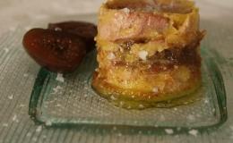 Foie de VIllamartín de campos con crema de higo, higo a la plancha y reducción de vino de Oporto