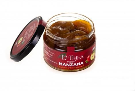Manzana Laminada Caramelizada 270 gr