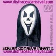 Scream Gomaeva infantil Eco