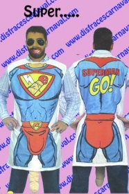 Camiseta Superman pito extra