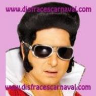 Gafas Elvis Plata