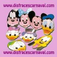 Bolsa 8 Caretas carton Disney