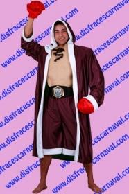 disfraz boxeador
