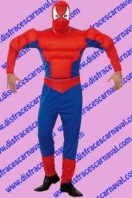 Spiderman musculoso Telarañas